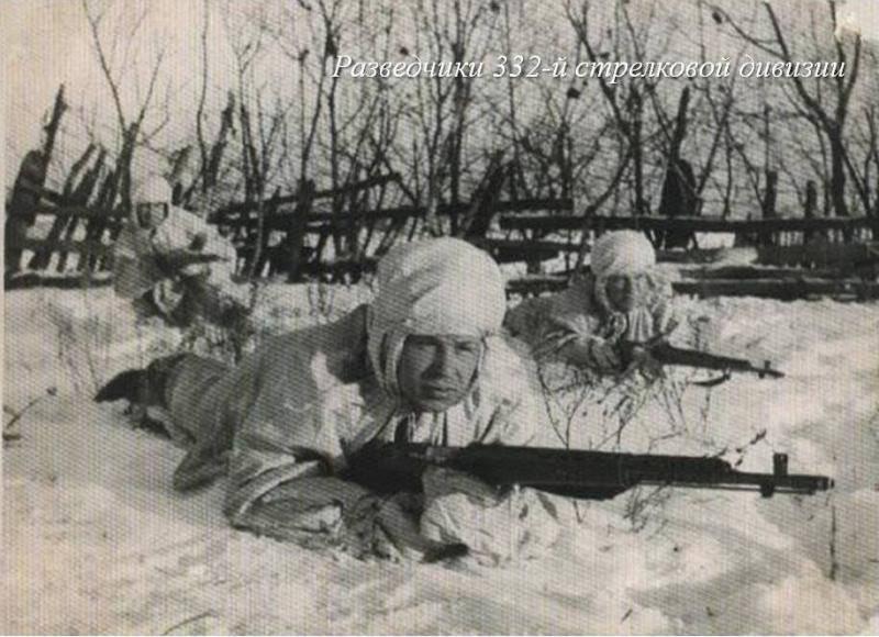 Боевой путь сибирских дивизий